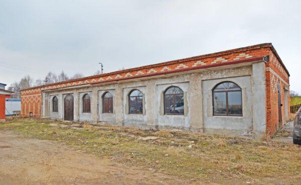 Аренда торгового здания 320кв.м. в Волоколамском районе